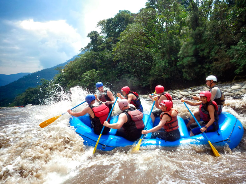 rafting-Urubamba
